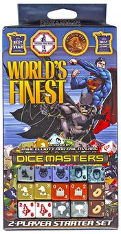 DC Dicemasters: World's Finest Starter Set
