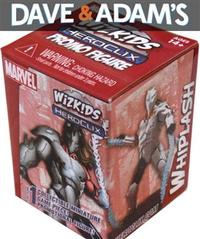 Marvel Heroclix Convention Exclusive Whiplash Figure