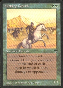 Magic the Gathering Legends Single Whirling Dervish - NEAR MINT (NM)