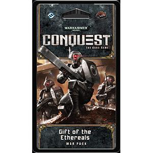 Warhammer 40,000: Conquest LCG - Gift of the Ethereals War Pack (FFG)