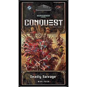 Warhammer 40,000: Conquest LCG - Deadly Salvage War Pack (FFG)