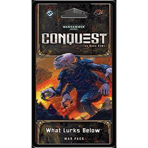 Warhammer 40,000: Conquest LCG - What Lurks Below War Pack (FFG)