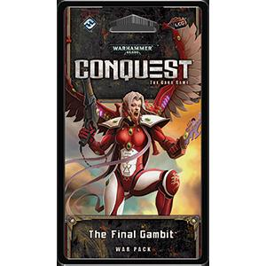 Warhammer 40,000: Conquest LCG - The Final Gambit War Pack (FFG)