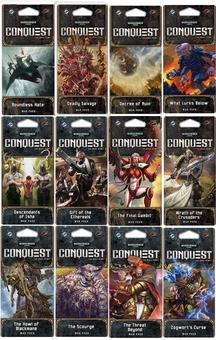 Warhammer 40,000: Conquest LCG War Pack Collection (FFG)