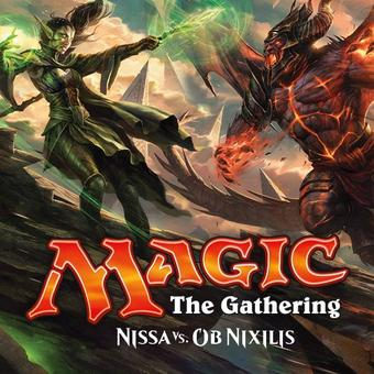 Magic the Gathering Nissa Vs. Ob Nixilis Duel Deck Box (Presell)
