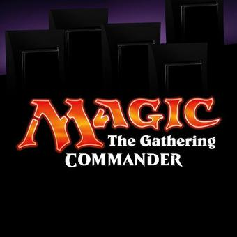 Magic the Gathering 2016 Commander Deck Box (Presell)