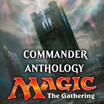 Magic the Gathering Commander Anthology Box (2017)