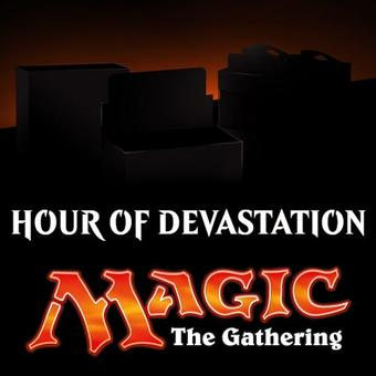 Magic the Gathering Hour of Devastation Booster 6-Box Case (Presell)