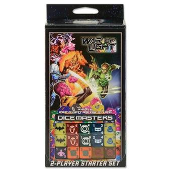 DC Dice Masters: War of Light Starter Set (WizKids)
