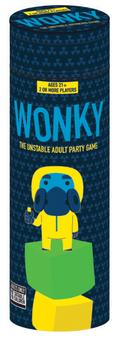 Wonky: The Unstable Adult Party Game (USAopoly)