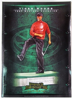 Upper Deck Pro Shots Ultimate Tiger Woods 1997 Masters/2000
