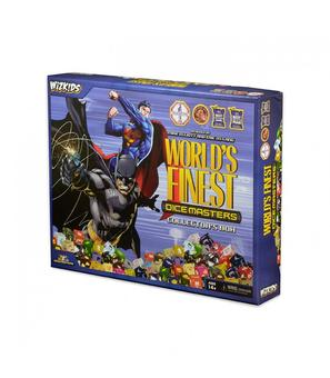 DC Dicemasters: World's Finest Collector's Box