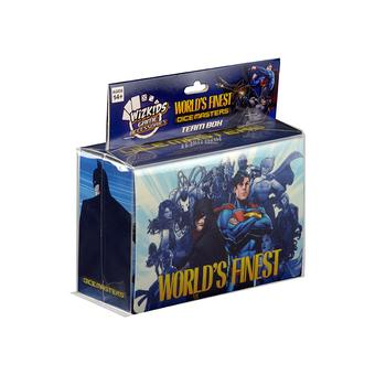 DC Dice Masters: World's Finest Team Box