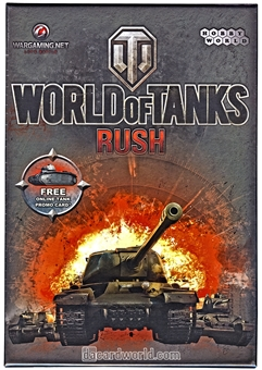 World of Tanks: Rush Board Game (Asmodee)
