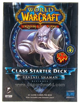 World of Warcraft 2013 Spring Class Starter Deck - Alliance Draenei Shaman