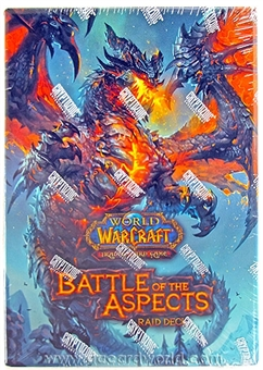 World of Warcraft Battle of Aspects Raid Deck