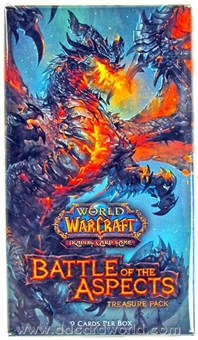 World of Warcraft Battle of Aspects Treasure Pack