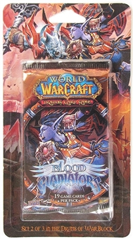 World of Warcraft Blood of Gladiators Blister Pack (Lot of 12)