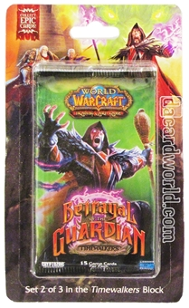 World of Warcraft Timewalkers: Betrayal of the Guardian Booster Pack (Blister)