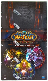 World of Warcraft 2012 Champion Decks Box