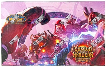 World of Warcraft Aftermath: Crown of the Heavens Booster Box