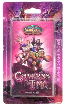 World of Warcraft The Caverns of Time Treasure Booster Pack (Blister)