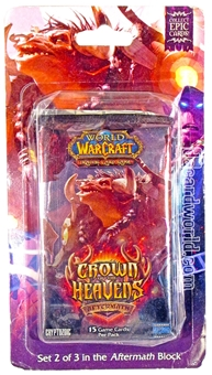 World of Warcraft Aftermath: Crown of the Heavens Booster Pack (Blister)