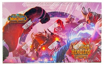 World of Warcraft Aftermath: Crown of the Heavens Booster Box (French)