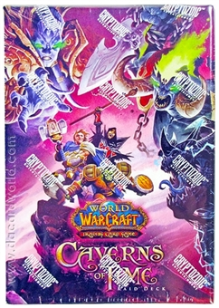 World of Warcraft The Caverns of Time Raid Deck