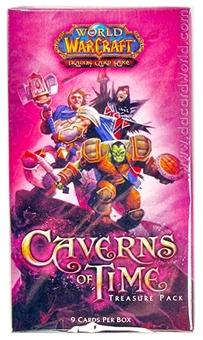 World of Warcraft The Caverns of Time Treasure Pack