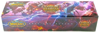 World of Warcraft Aftermath: Crown of the Heavens Epic Collection Box