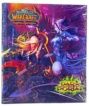 World of Warcraft Dark Portal (3 Ring) Album