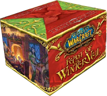 World of Warcraft Feast of Winter Veil 12-Set Case