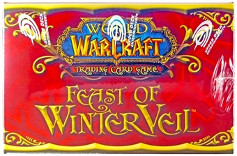 World of Warcraft Feast of Winter Veil Gift Box