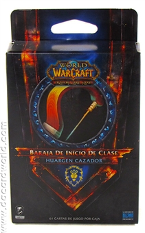World of Warcraft 2011 Spring Class Starter Deck Alliance Worgen Hunter (Spanish)