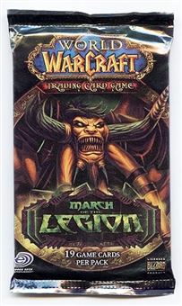 World of Warcraft March of the Legion Booster Pack