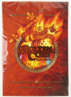 World of Warcraft Molten Core Raid Deck