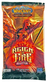 World of Warcraft Timewalkers: Reign of Fire Booster Pack