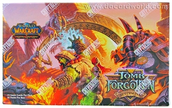 World of Warcraft Aftermath: Tomb of the Forgotten Booster Box