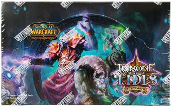 World of Warcraft Aftermath: Throne of the Tides Booster Box