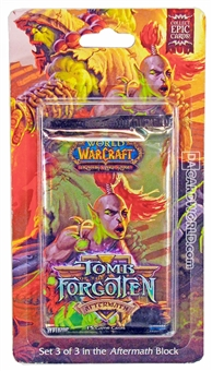 World of Warcraft Aftermath: Tomb of the Forgotten Booster Pack (Blister)