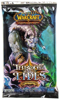 World of Warcraft Aftermath: Throne of the Tides Booster Pack