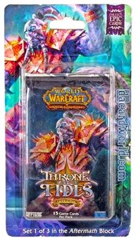World of Warcraft Aftermath: Throne of the Tides Booster Pack (Blister)