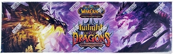 World of Warcraft Twilight of the Dragons Epic Collection Box