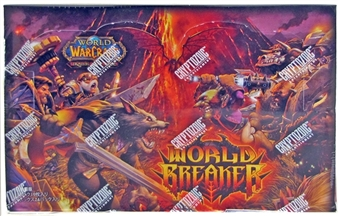 World of Warcraft Worldbreaker Booster Box (Japanese)