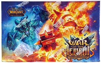 World of Warcraft War of the Elements Booster Box (Japanese)