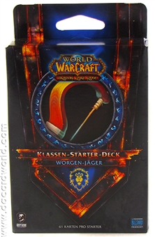 World of Warcraft 2011 Spring Class Starter Deck Alliance Worgen Hunter (German)