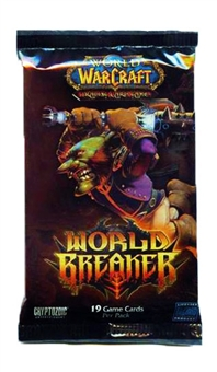 World of Warcraft Worldbreaker Booster 24-Pack Lot (Box)