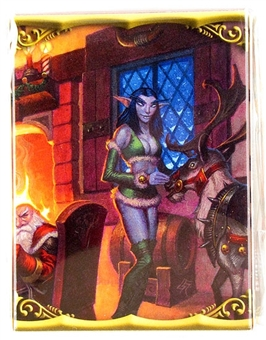 World of Warcraft Feast of Winter Veil Deck Box
