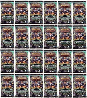 World of Warcraft Wrathgate Booster Pack (Lot of 24)